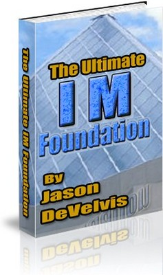 Product picture The Ultimate IM Foundation - New!