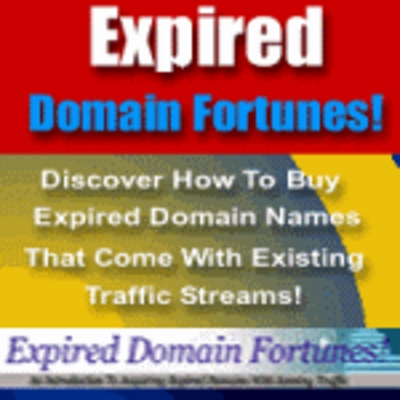 Product picture Expired Domains Fortunes - New!