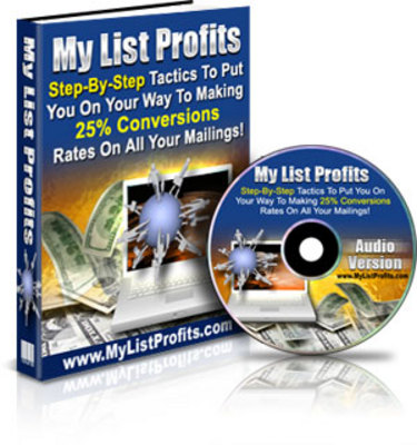 Product picture My List Profits - New!