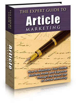 Product picture The Expert Guide to Article Marketing - New!