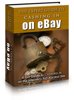 Product picture The Expert Guide to Cashing in On eBay - New!