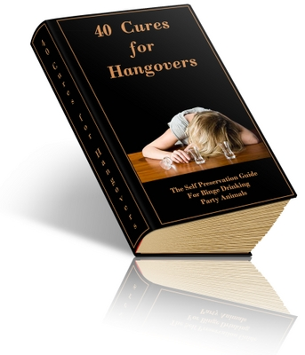 Product picture Cures for Hangover - *New!*